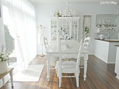 Junk Chic Cottage: Dining Room Reveal