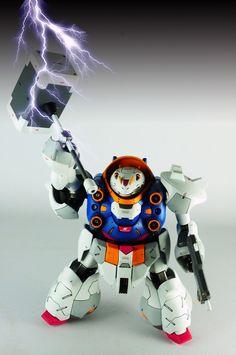 GUNDAM GUY: HG 1/144 Gundam Gusion - Painted Build