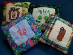 All about ME: Pillow Tuck Tutorial