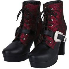 nice Rique Gothic Boot ($160) ❤ liked on Polyvore featuring shoes, boots, gothic bo... by http://www.polyvorebydana.us/gothic-fashion/rique-gothic-boot-160-%e2%9d%a4-liked-on-polyvore-featuring-shoes-boots-gothic-bo/