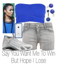 """""""Win~~Lose"""" by ja-la ❤ liked on Polyvore featuring NIKE, WearAll and BlissfulCASE"""