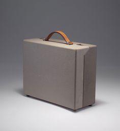 Design is fine. History is mine. — Wilhelm Wagenfeld & Dieter Rams, Portable 'PC 3...