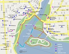 Map of the Niagara Falls Region                                                                                                                                                                                 More