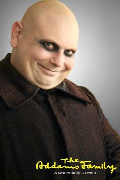 Uncle Fester - The Addams family. The Justice System, possible Hector look.