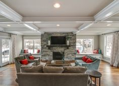 Living Room Living Room Layout. Living Room Fireplace Layout. Living Room Furniture Layout. Living Room Ceiling layout, Living Room Windows Layout. Living Room Window Seat Layout. #LivingRoom #LivingRoomLayout