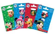 Disney News: New Disney gift card with limited edition Disney Trading Pins - Couponing to Disney