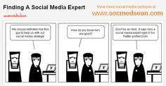 """There are a ton of social media """"experts"""", """"gurus"""" and """"wizards"""" out there. Do you know what questions to ask so you can spot the frauds?"""