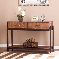 Shop for Upton Home Palmer Console/ Sofa Table. Get free shipping at Overstock.com - Your Online Furniture Outlet Store! Get 5% in rewards…