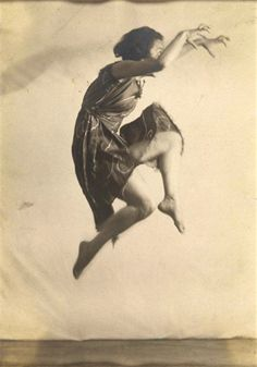 Hugo Erfurth. OLGA SZENTPAL 1923