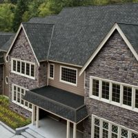 IKO Armourshake Premium Designer Shingles- Shadow Black | Lasher Contracting www.lashercontracting.com | Voorhees, NJ | Roofing & Contracting