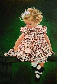 Little Boy Blue painting Girls Dresses, Flower Girl Dresses, Summer Dresses, Little Boy Blue, Blue Painting, Wedding Dresses, Fashion, Dresses Of Girls, Bride Dresses