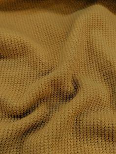 Mini Waffle Jersey - Nugget – Sitka Fabrics