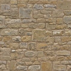 Tileable Stone Wall Texture + (Maps) | texturise