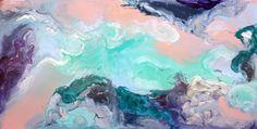 """""""Return to Slumber"""" by Rachael Higby. Paintings for Sale. Bluethumb - Online Art Gallery"""