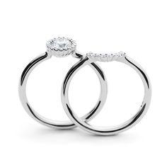 Cannele Wedding Ring