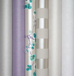 Akina Collection - Fabric Wallpaper Australia / The Ivory Tower