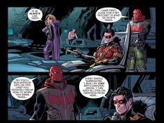 """""""Jump first, look for a net second is kinda Dick's thing."""" Jason perfectly describing his brother."""