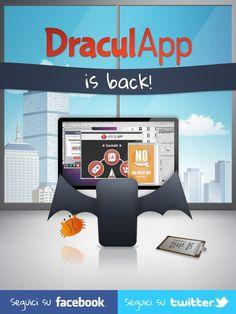 DraculApp at work