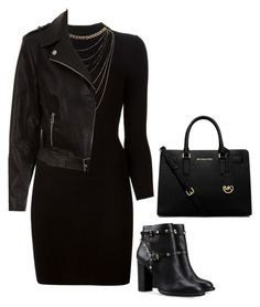 """""""#380"""" by diva-996 on Polyvore featuring Maison Margiela, Valentino, Michael Kors and Wet Seal"""