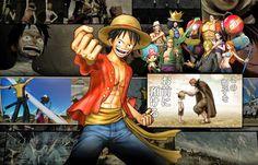 Vídeos gameplay de Jinbei, Hancock, Ivankov y Franky del juego One Piece: Pirate Warriors 3.
