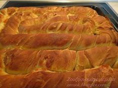 Η πίτα είναι από τα πιο αγαπημένα φαγητά της ελληνικής κουζίνας με άπειρες παραλαγές. Σε κάθε περίπτωση όμως καθοριστικό ρόλο π... Sweets Recipes, Cooking Recipes, Desserts, Greek Cooking, Pastry Art, Greek Recipes, Hot Dog Buns, Food Processor Recipes, Recipies