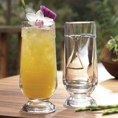 tai tall cocktail glass    CB2