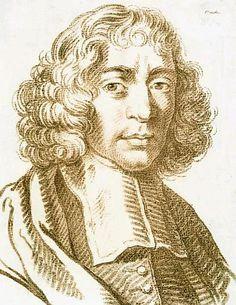 Baruch Spinoza / Philosopher & Pantheist