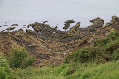 And here's a syncline to match.