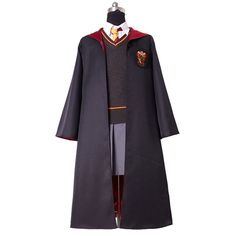 Harry potter hermione granger dress costume hogwarts gryffindor uniform cosplay for kids Harry Potter Hermione Granger, Hermione Granger Halloween, Harry Potter Gryffindor, Harry Potter Uniform, Hogwarts Uniform, Harry Potter Cosplay, Harry Potter Outfits, Girl Costumes, Adult Costumes