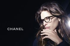 Chanel - Chanel Eyewear F/W 12 Campaign