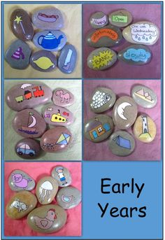 Once Upon a Story Stones,Teachers set for Early Years