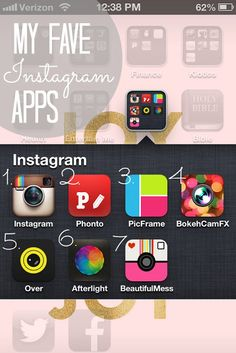 (worley house: My Fave Instagram Apps + A Few Instagram Taking Tips