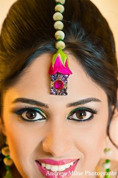 Indian Wedding Sangeet Makeup Mehndi In Coral Springs Florida By Andrew Milne Photography