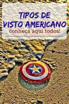 Tipos de visto americano