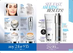 AVON Book Campaign 15 Page 62-63 . Sale ends 6/5/15 Shop with me online at https://andreafitch.avonrepresentative.com?utm_content=buffer2a45b&utm_medium=social&utm_source=pinterest.com&utm_campaign=buffer?utm_content=buffer2a45b&utm_medium=social&utm_source=pinterest.com&utm_campaign=buffer #buyavon #skincare…