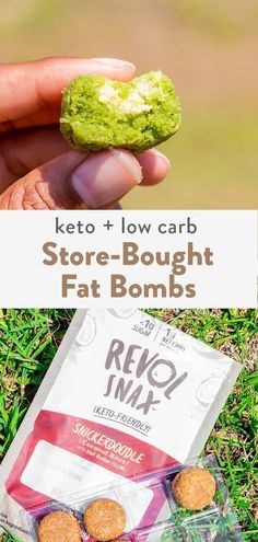 These little no bake coconut balls are keto, paleo and vegan. These little fat bombs are too easy to gobble up. They have about 3 different flavors with all very healthy ingredients. Sugar Free Cookies, Sugar Free Desserts, Keto Cookies, Coconut Balls, Coconut Flour, Almond Flour, Low Carb Cheesecake Recipe, Dark Chocolate Almonds, How To Make Pancakes
