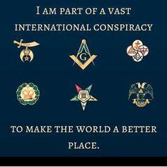 Bullshit Freemasonry is Satanic and Christians should not be involved in it