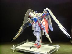 Custom Build: 1/144 Wing Gundam Unlimited - Gundam Kits Collection News and Reviews