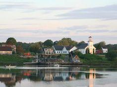 South Thomaston, Maine. A beautiful little town on the coast.