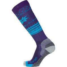 My favorite sock to ride in. Warm with out the bulk. Burton Ultralight Wool Sock - Women's