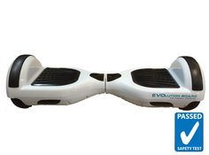 Evolution Swegway Hoverboard White