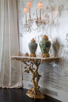 Interior Design by Brian J.McCarthy Inc.  Photography by Fritz von der Schulenburg