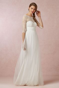 Annabelle Dress w/ Marnie Topper - $480 Good alternative if I can't afford more expensive gowns