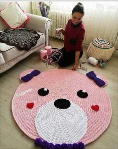 1 million+ Stunning Free Images to Use Anywhere Diy Crochet Basket, Crochet Gifts, Crochet Doilies, Crochet Toys, Crochet Pillow Patterns Free, Knit Rug, Crochet Shoulder Bags, Crochet Carpet, Crochet T Shirts