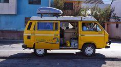 Viaje aventura, El sueño de recorrer en camper una Sudamérica