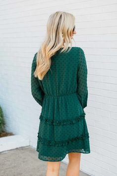You're Calling To Me Evergreen Dress SALE Dress Sale, Dresses For Sale, Green Summer Dresses, Must Have Items, Pink Lily, Online Boutiques, Evergreen, Must Haves, Model