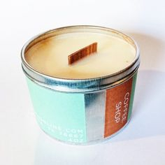 Home Fragrance | Poepa Soap - COFFEE SHOP SOY CANDLE