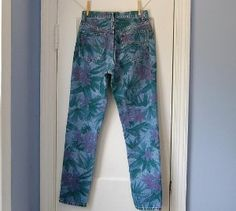 I had these jeans!! Lol
