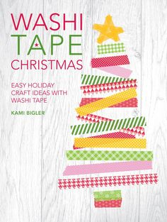 """The winner of """"Washi Tape Christmas"""" 