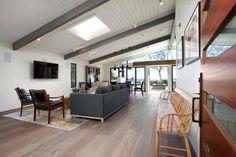 Gorgeous mid-century modern home renovation in San Diego